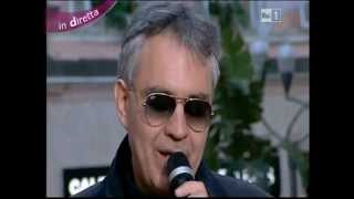 Intervista a Andrea Bocelli. 2013 (High)