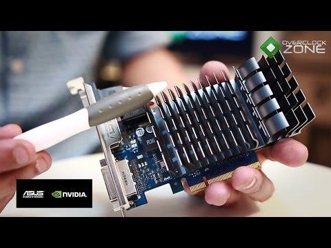 OverclockZone TV EP.435 : ASUS GeForce GT630 Silent (HD)