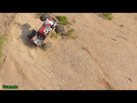 Nitro SAVAGE X 4.6 Hillclimbing 2014