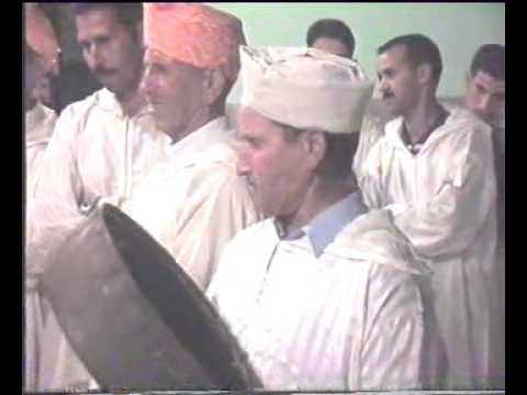 Ahidouss de Ben Yazgha -cheikh el Bakkari-