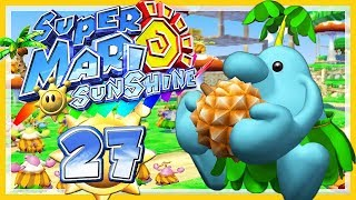 SUPER MARIO SUNSHINE # 27 ☀️ Das traditionelle Pappus-Fest! [HD60] Let's Play Super Mario Sunshine