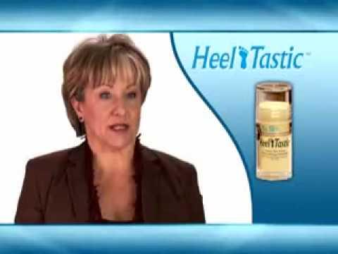 Heel Tastic Demo & Review  - Repair Dry Cracked Feet