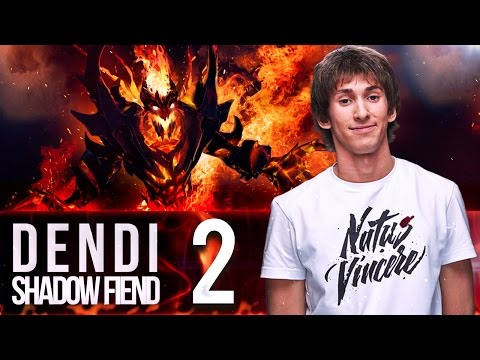 Na`Vi Dendi - Shadow Fiend vol.2