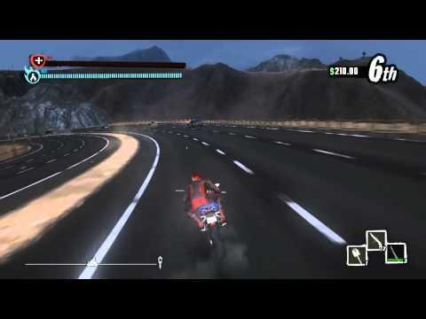 Gà đua Xe - Chặt Chém Tốc độ Vãi :v video