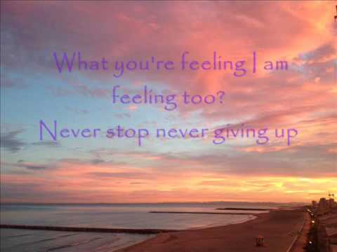 The Brand New Heavies - Never Stop (Lyrics)