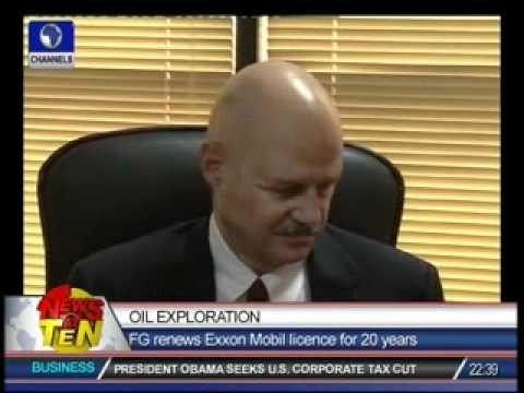 Oil Exploration:FG renews Exxon Mobil licence for 20 years