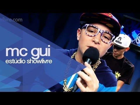 MC Gui em Beija ou não beija no Estúdio Showlivre 2013