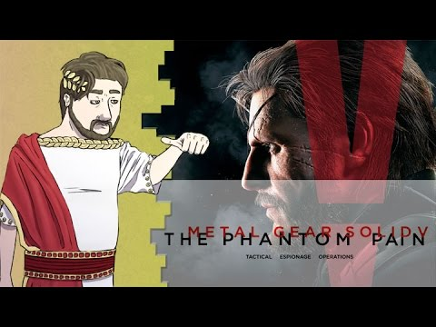 Metal Gear Solid V: The Phantom Pain [Análisis] - Post Script
