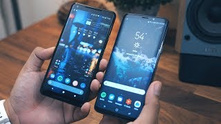 Galaxy S9+ vs Pixel 2 XL: Battle of the Beasts