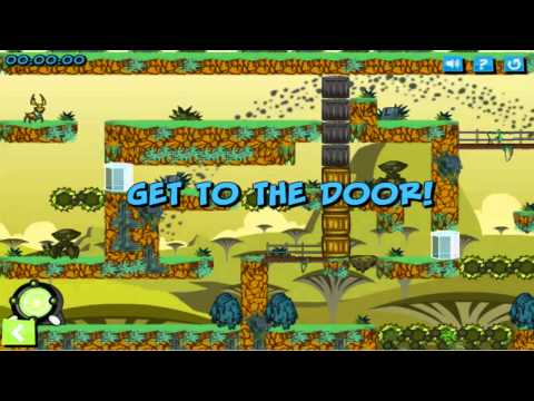 Ben 10 Omniverse Adventure Games Episode 1 with Burke