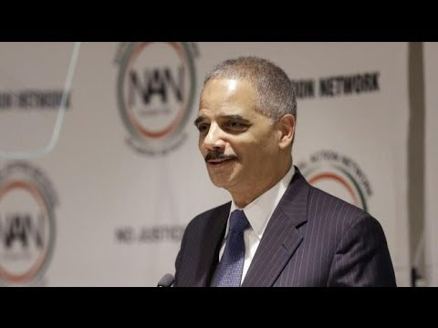 Tax Dollars at Work: Attorney General Eric Holder Whines About Oversight and Accountability