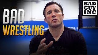 RE: Conor McGregor - In MMA, bad wrestling is enough...