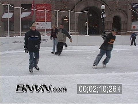 11/25/2005 Winter weather video