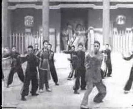 Jook Lum Southern Praying Mantis Kung Fu - 1956