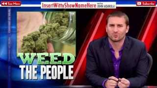 LEGAL Marijuana in Washington Next Year?  9/12/13