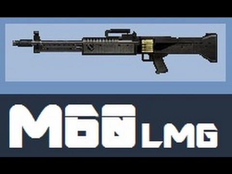 Red Crucible : M60 Review