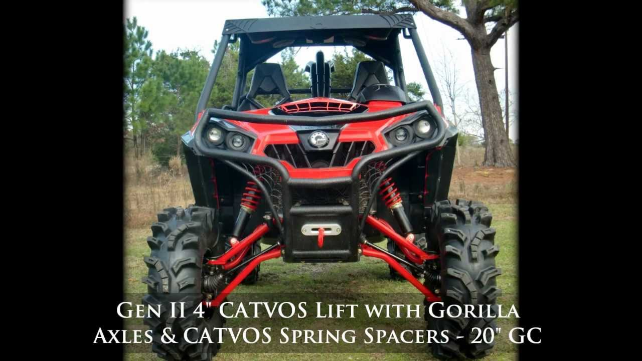 Can Am Commander For Sale >> 2011 Catvos'd Can Am Commander **SOLD** - YouTube