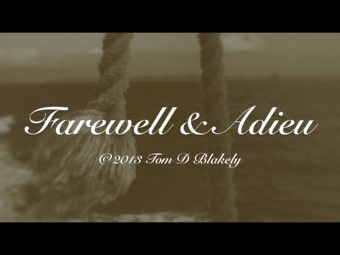 Farewell & Adieu (New Gospel Song)
