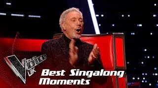 The Best Singalong Moments So Far! | The Voice UK 2018