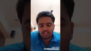 Nani Majnu Pre-Climax scene... Dubsmash....By #Manohar_Mutyala..