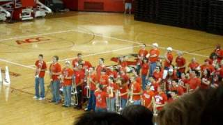 "NC State ""Red & White from State"" - Pep Band"