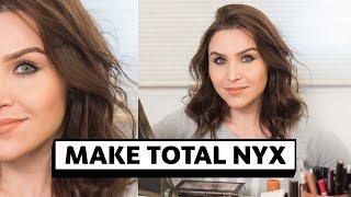 Maquiagem completa usando NYX! | Lu Ferreira