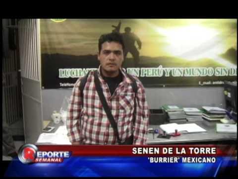 Reporte Semanal abril 2013. Cacería de Burriers en el aeropuerto Jorge Chavez