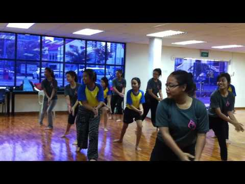 Woodlands Secondary School Malay Dance at Apsara Asia (song -...