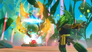 Skylanders: Imaginators - Knight Sensei Shrine Sequences
