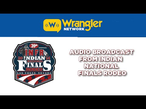 Indian National Finals Rodeo - Audio