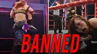 WWE has Now BANNED Wrestlers For Doing This Move *Too Dangerous!*