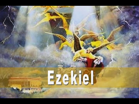 EZEKIEL Audio Book, Holy Bible, KJV Audio, Complete