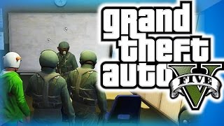 GTA 5 Online Funny Moments 27 - Flight School, Recess, Droidd's Flight Lessons, and More!