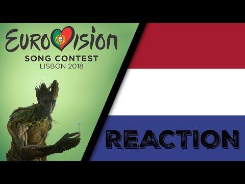 ESC 2018 | NETHERLANDS - Waylon - Outlaw In 'Em (Reaction & Review)