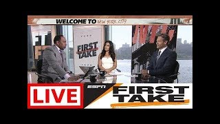 First Take 06/27/2019 Live HD(Only Smart Phone) | Stephen A. & Max PRE