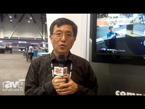 InfoComm 2014: AVer Shows Off the EVC300 Video Conferencing Endpoint Solution