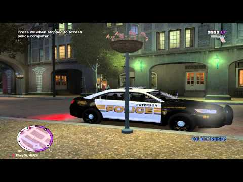 Paterson Police LCPDFR GTAIV
