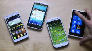 Best Top Smartphones 2012