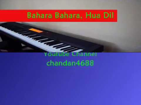 Bahara - I Hate Love Story Piano Cover by Chandan Mundhra on...