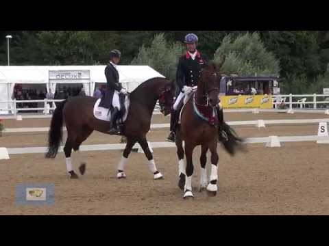 Hartpury Festival of Dressage: GPS Prize Giving