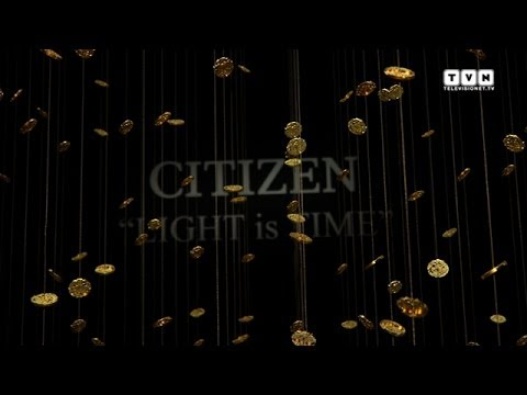 Citizen at the Milan Design Week - Time is Light and Light is Time