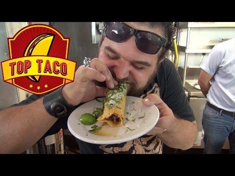 Top Taco: Los Mejores Tacos del Mundo - Tacos El Pata