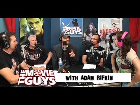 "THE MOVIE SHOWCAST - ""ADAM MAKES A MOVIE"" (w/Adam Rifkin) - ..."