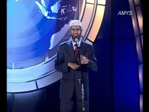 Dr  Zakir Naik In Colombo, Sri Lanka 2010    Tamil Version Part 18 video