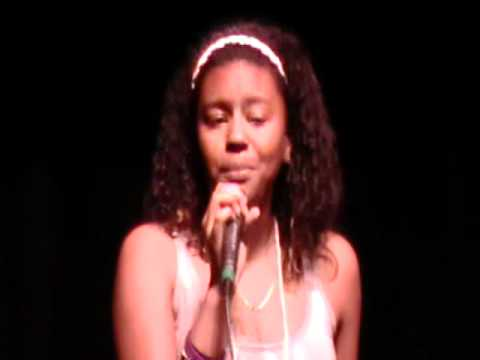 Whitney Houston - My Love Is Your Love (2010) Hamilton Teen Idol [By: Felicia Yvonne Maragh/VoNNii]