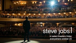 Steve Jobs - In Select Theaters Friday, Everywhere October 23 (TV Spot 50) (HD) - Продолжительность: 31 секунда