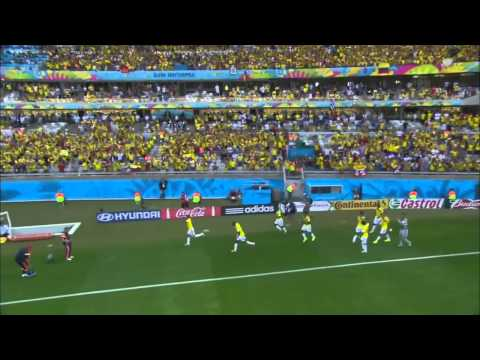 Columbia Vs Greece 3-0 All Goals and Highlights Full match Fifa World cup 2014