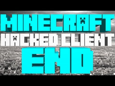 Minecraft - 1.4.7 Hacked Client - End Client - WiZARD HAX