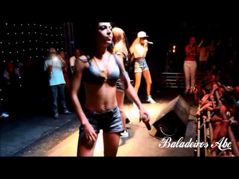 MC Beyonce MC Pocahontas MC Lais - DUELO AO VIVO PESADO NA NITRO...