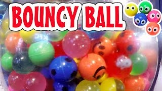 Gashapon Machines got 2 Bouncy Ball | Pretty Girl and Toys